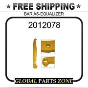 2012078 - Bar As-equalizer 8g8977 20r0077 1091185 Fits Caterpillar Cat