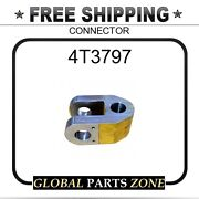 Ask For Availability   4t3797 - Connector 4t3797e Fits Caterpillar Cat