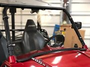 Rzr Full Windshield Ar2 With Hard Coat Resist 800 And Xp 900 08-14, 570 12-20