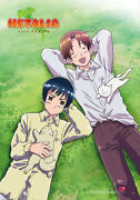 Hetalia Axis Powers Italy And Japan Poster Wall Scroll 27.8 X 19.7 Inches