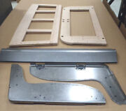 Ford Model A Coupe Steel / Wood Seat Assembly 1930-1931 A321b