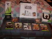 Microsoft Xbox 360 Kinect Star Wars Limited Edition 320 Gb Complete Bundle