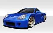 For 00-05 Toyota Mrs Td3000 Wide Body Kit 8pc 108789