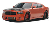 06-10 Dodge Charger Couture Luxe Wide Body Kit 10pc 104818