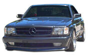 For 81-91 Mercedes S Class W126 2dr Amg Look Wide Body Kit 12pc 107306