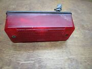 2000 Cam Am Ds 650 Bombardier Atv Rear Tail Light Assembly