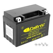 Caltric Agm Battery For Honda St1300 St1300a St1300p St1300pa 2003-2016