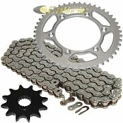 Drive Chain And Sprocket Kit For Suzuki Rm125 1985 1992-1996 2000-2004