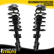 03-14 Volvo Xc90 Front Quick Complete Struts Assembly W/ Coil Springs And Mounts