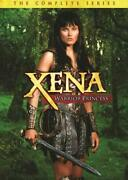 Xena Warrior Princess The Complete Series New Dvd