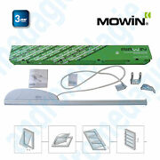 Airwin 650n 230v Stroke=750mm Rack Motor Shed Top-hung Windows Skylights Domes