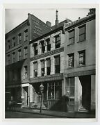 Norwich Union Fire Office - Vintage 8x10 Photo By Charles H. Currier - Ma