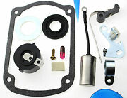Magneto Points Condenser Rotor Kit Fit Wisconsin Tjd Fmx2b7e X2b7e Y79s1 Y79 I40