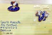 Rare Samples - Set 3 Sports Soccer Olly Sydney 2000 Olympic Games Pins 146