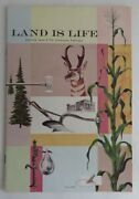 Land Is Life Wyoming Fish And Game Commission Booklet  Inv3463
