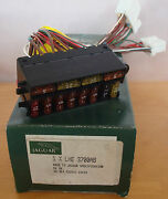 New Old Stock Jaguar Xjs Boot Or Trunk Fuse Box And Harness Lhe3700ab