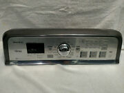 Wpw10396165 Whirpool/maytag Washer Complete Console