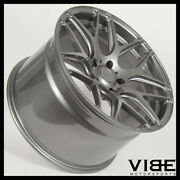 21 Mrr Fs01 Gunmetal Flow Forged Concave Wheels Rims Fits Cadillac Cts V Coupe