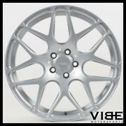 21 Mrr Fs01 Silver Forged Concave Wheels Rims Fits Porsche Cayenne S Gts Turbo