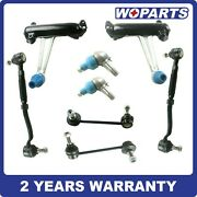 Control Arm Ball Joint Tie Rod Sway Bar Link Fit For Mercedes Benz 300 400 500