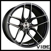 18 Stance Sf03 Black Forged Concave Wheels Rims Fits Honda Accord Coupe