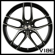 19 Stance Sf03 Black Forged Concave Wheels Rims Fits Acura Tl