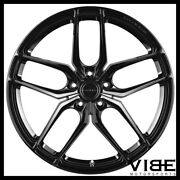 19 Stance Sf03 Gloss Black Forged Concave Wheels Rims Fits Bmw E60 M5
