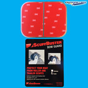 Scuff Buster Bow Guard Solid Megaware Protects Boat From Roller And Trailer Scuffs