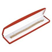Wholesale Lot 48 Red Velvet Bracelet Watch Jewelry Display Packaging Gift Boxes