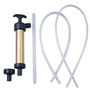 Pactrade Marine Boat Rv Oil Change 9 Brass Hand Pump Self Priming Action