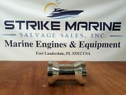 """Anchor Roller Wspthawr720. 145-01 S/s W/ Pin And Teflon Bushing 6.12"""" X 4.0"""""""