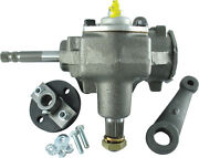 Borgeson 999002 Steering Conversion Kit Power To Manual And03964-and03967 Chevelle 442 Gto
