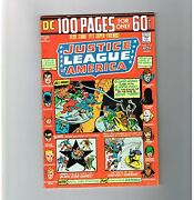 Justice League Of America 111 Grade 9.0 Bronze Age Dc 100-page Giant