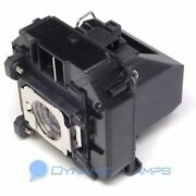 Dynamic Lamps Projector Lamp With Housing For Epson Eb-1850w