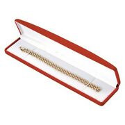 Red Bracelet Or Watch Jewlery Packaging Gift Boxes 1 2 6 12 24 36 48 72 Pcs