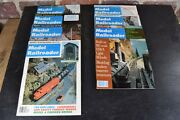 1977 Model Railroader Magazine Year 7 Issues Exc-mt