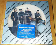 Pete Best Autograph The Silver Beatles 3 Records 2 Picture Discs One White Paste