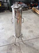 Cuno Stainless Steel Sanitary Filter Housing / Vessel