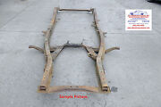 1941 1942 1946 1947 1948 Chevrolet Frame Straight Solid And Rust Free