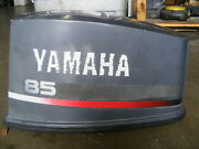 Yamaha 85 Hp Top Cowling Assembly 688-42610-31-4d 1996 Outboard
