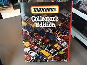 Rare Matchbox Cars Collectors Edition Toy Fair Catalog 1991 Monster In My Pocket