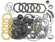 Cast Iron Powerglide Deluxe Rebuid Kit With Bushings Fits 1956-1957