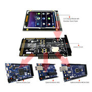 3.2 Inch Tft Lcd Resistive Touch Shield For Arduino Duemega 2560uno W/library
