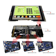 Serial Spi 4.3inch Tft Lcd Touch Shield For Arduino Duemega 2560uno W/library