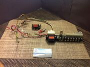 Sma1761 Force Outboard Motor Circuit Breaker Ground Bar Power With Harness Used