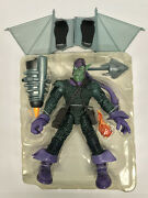 2004 Spiderman Classics 6and039and039 Green Goblin Toy Biz New Loose
