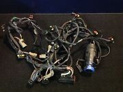Sma4064 Evinrude Etec 150hp Base And Harness Assembly 0586898 2006 Outboard Motor