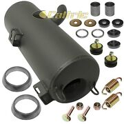 Exhaust Muffler Silencer And Kit For Polaris Sportsman 700 4x4 2002-2007 W/donuts