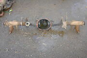 1965-70 Chevrolet Impala 12-bolt Rear End Rearend - Able To Ups