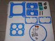 Holley 4150 Hp And Ultra Hp Series Alcohol And E 85 Carb Rebuild Kit 390- 450 Cfm